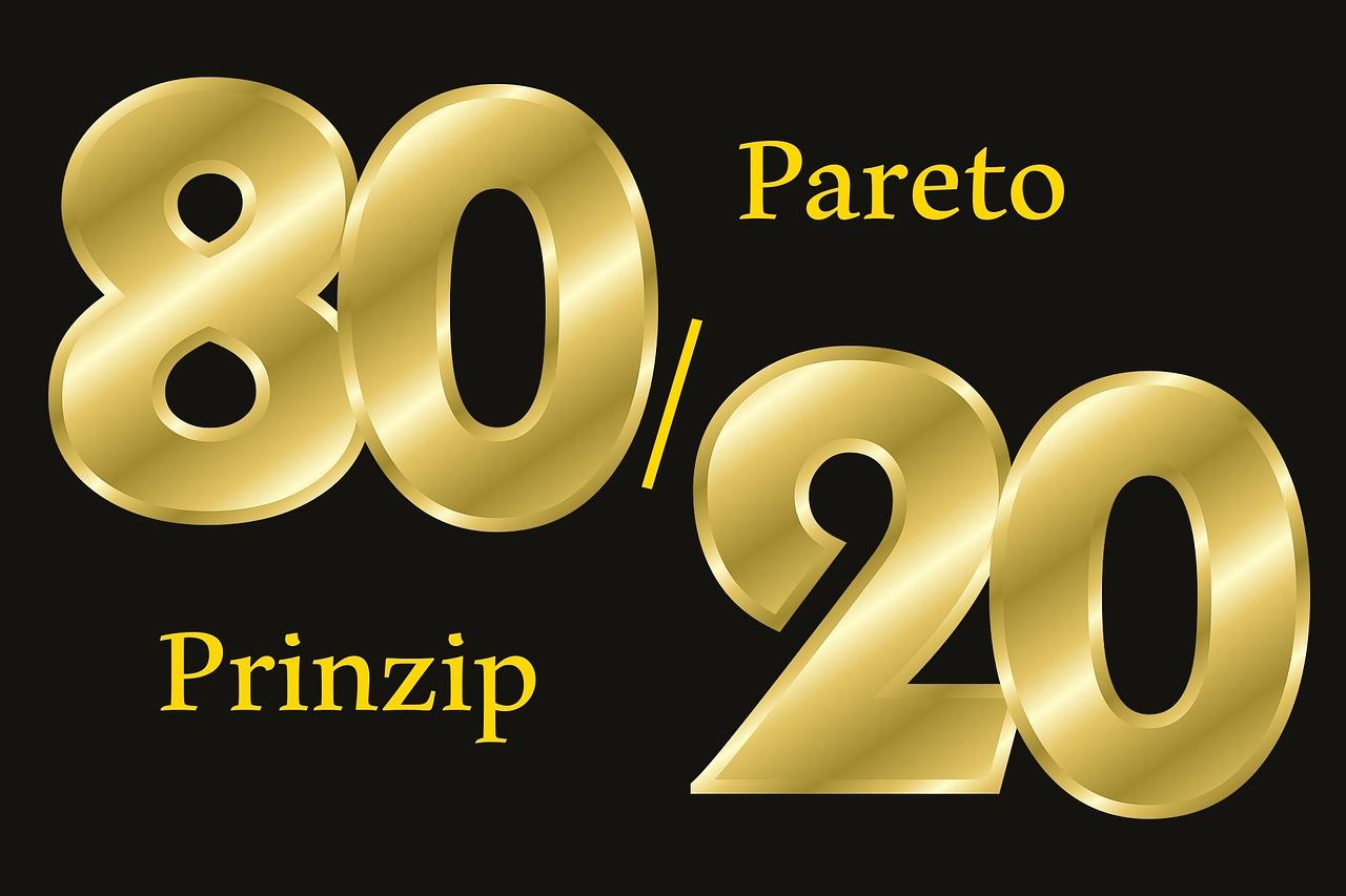 Die 80 20 Regel