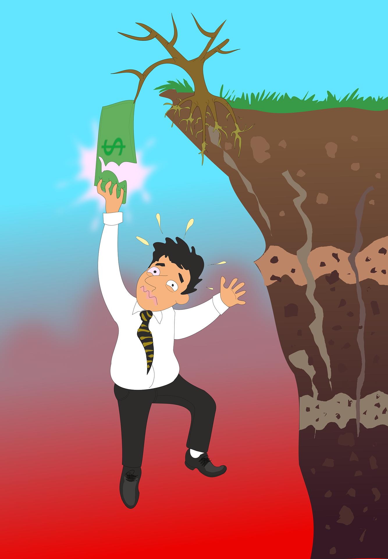 Der Wunsch nach weniger Schulden kann beflügeln