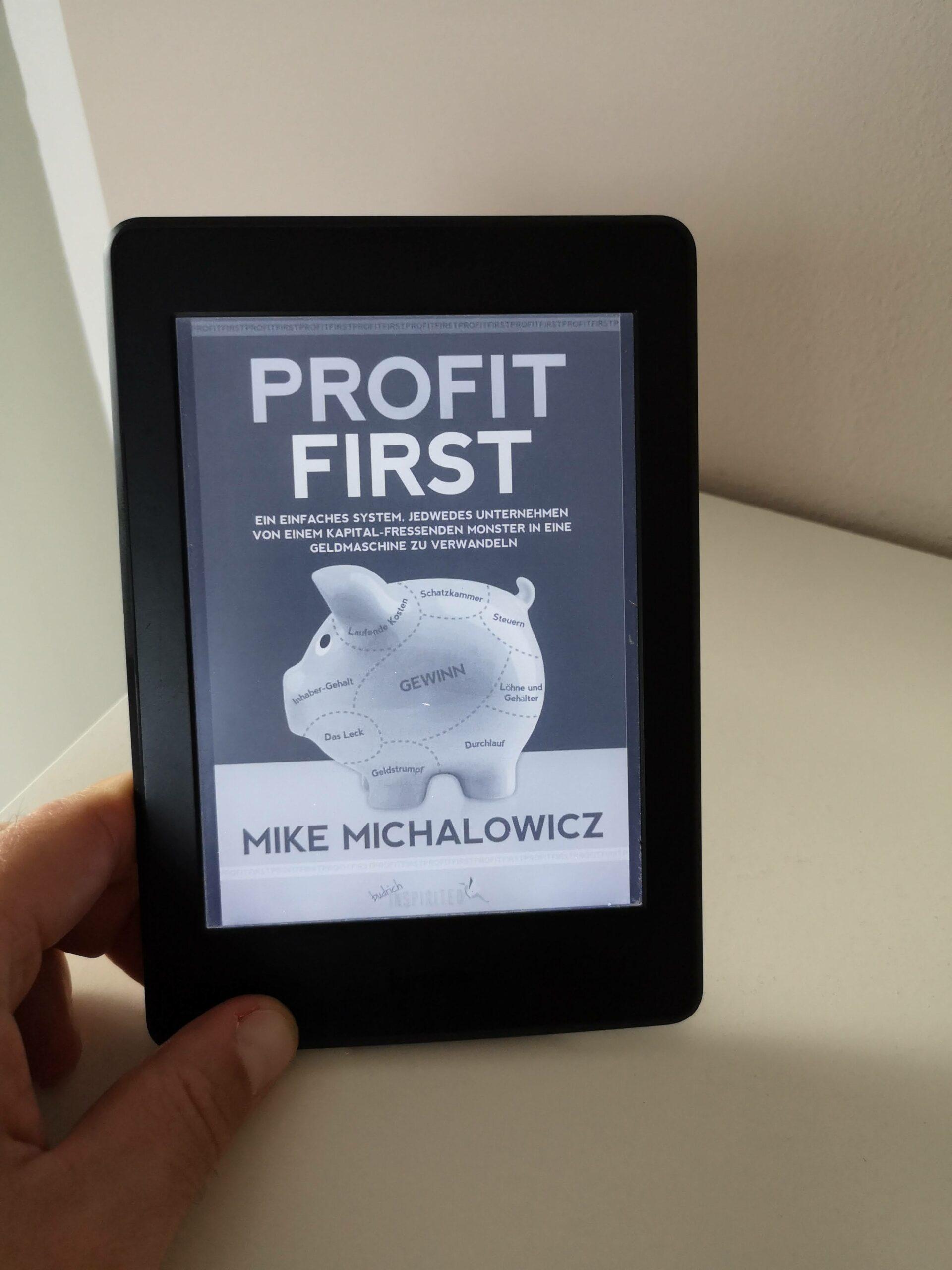 Profit First auf dem Kindle lesen
