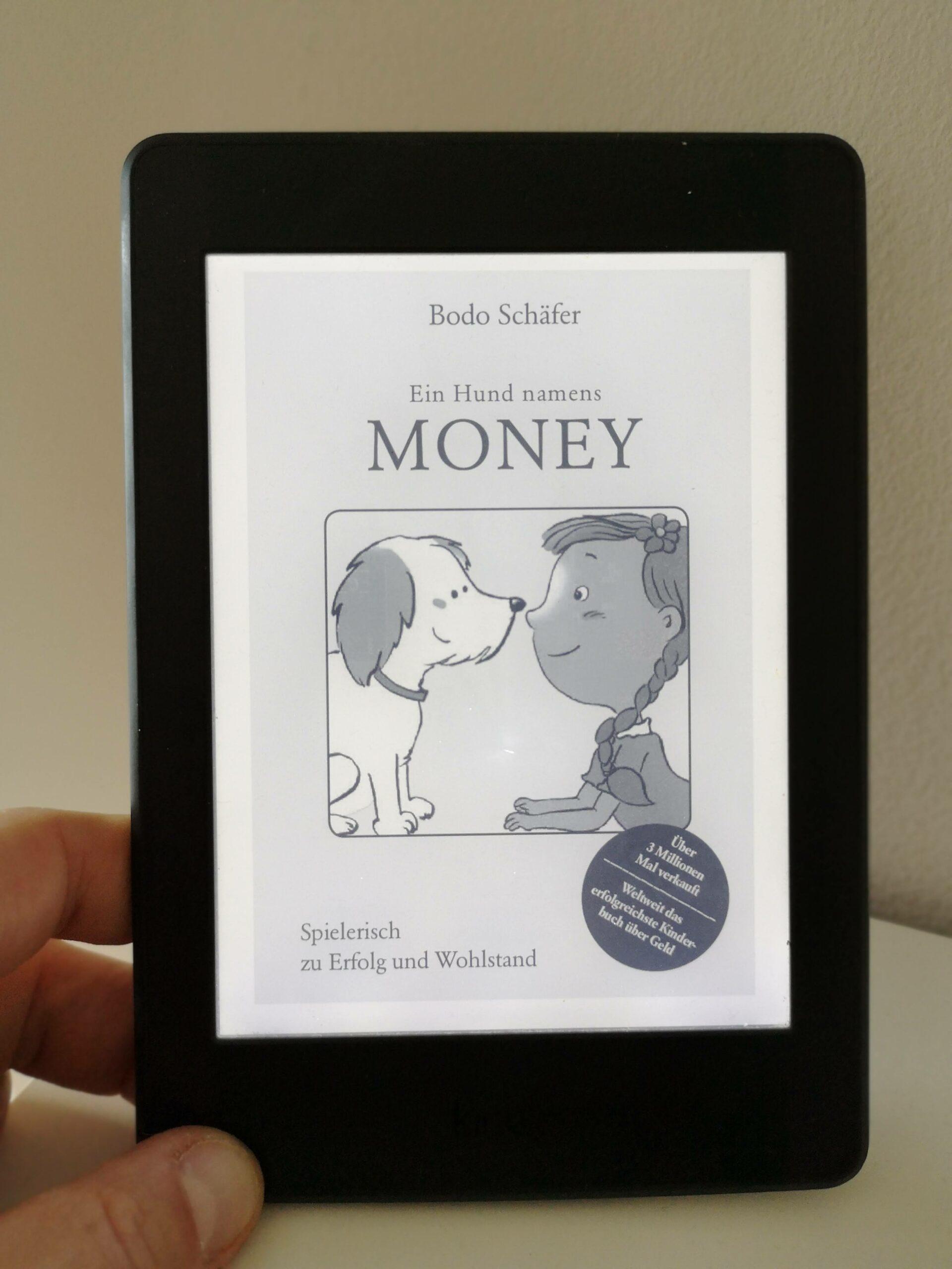 Ein Hund namens Money Buchcover